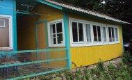 Домики для отдыха в Безверхово