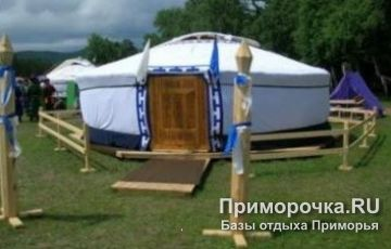 "База отдыха ""Улирба"""