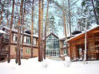 """Коттеджный комплекс """"Лесной отель"""""""