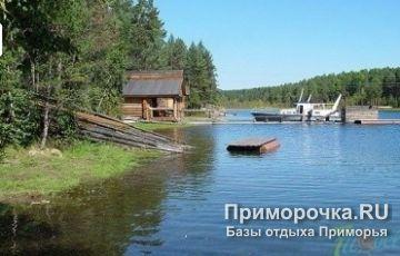 """База отдыха """"Сибирская заимка"""""""
