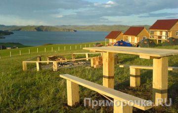 """База отдыха """"Мир Байкала"""""""