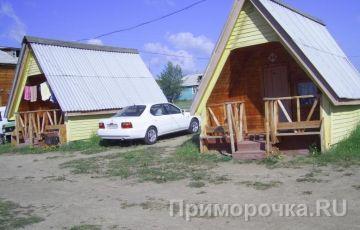 """База отдыха """"Маломорская"""""""