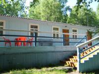 Иркутская база отдыха на Култушной
