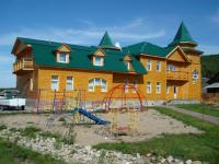 """Туристический комплекс """"Сагаан Морин"""""""