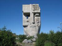 """""""Маска Скорби"""" в Магадане"""