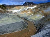 Долина смерти на Камчатке