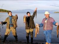 Рыбалка на Байкале