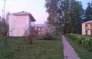 """База отдыха """"Дикий берег"""""""