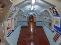"""Мемориал, подводная лодка """"С-56"""" во Владивостоке"""