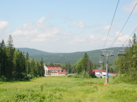 """Горнолыжный комплекс """"Гора Белая"""""""