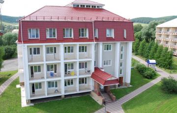 """Курортный комплекс """"Ключи"""""""