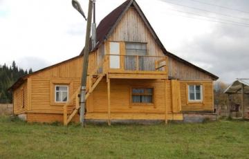 """База отдыха """"Усть-Койва"""""""