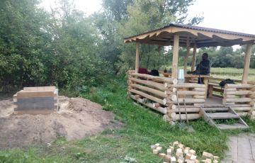 Дом охотника и рыбака
